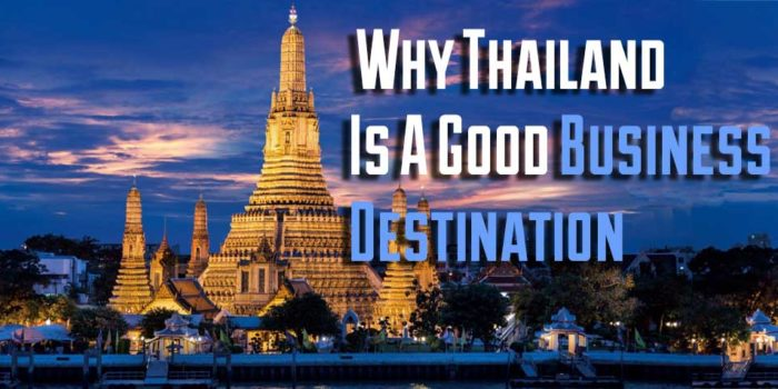 THAILAND-BUSINESS-DESTINATION