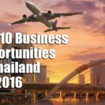 Top 10 Business Opportunities in Thailand