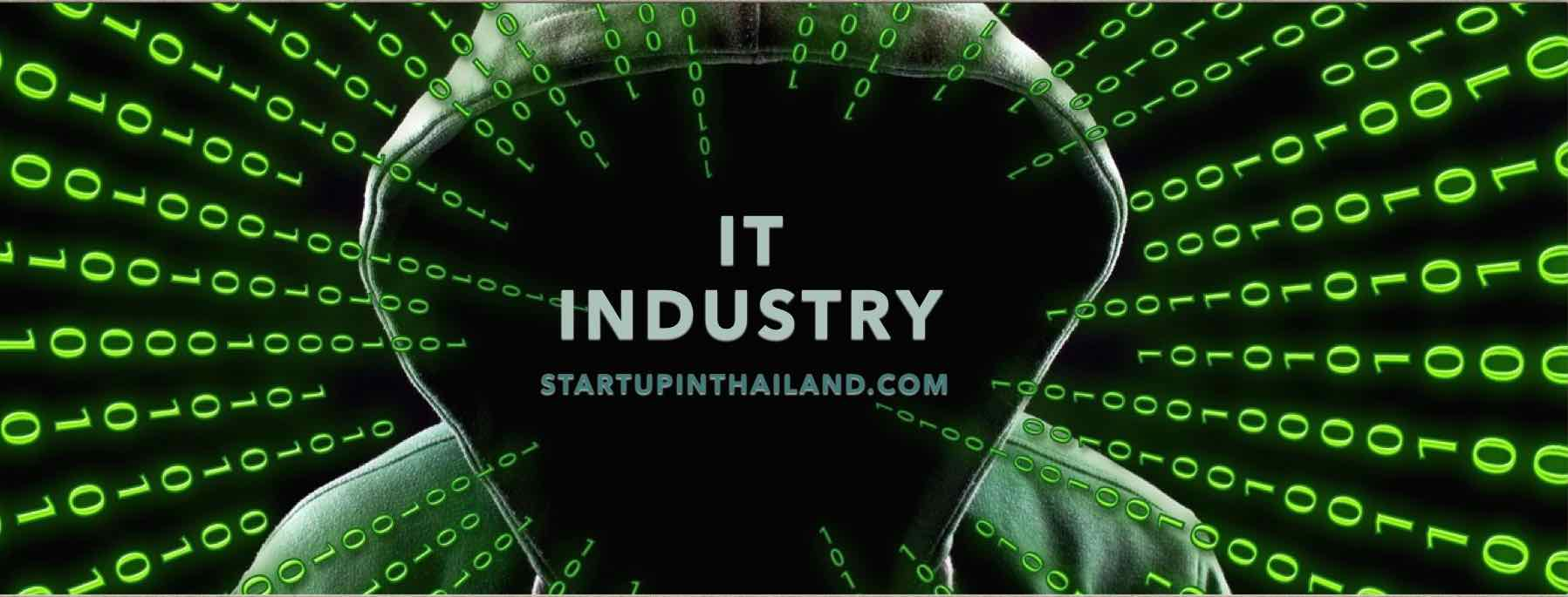 IT sector thailand
