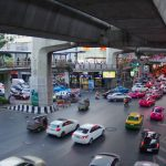 Siam Square land prices highest in the country