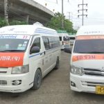 Commuter van operators want to return to Victory Monument