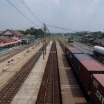 13 firms bid for dual-track train project