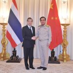 Chinese FM assures Thai-Chinese train project mutually beneficial