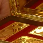 Gold prices rebound strongly amid new round of war concern