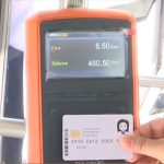 Welfare smartcards can now be used for travel on city buses and trains
